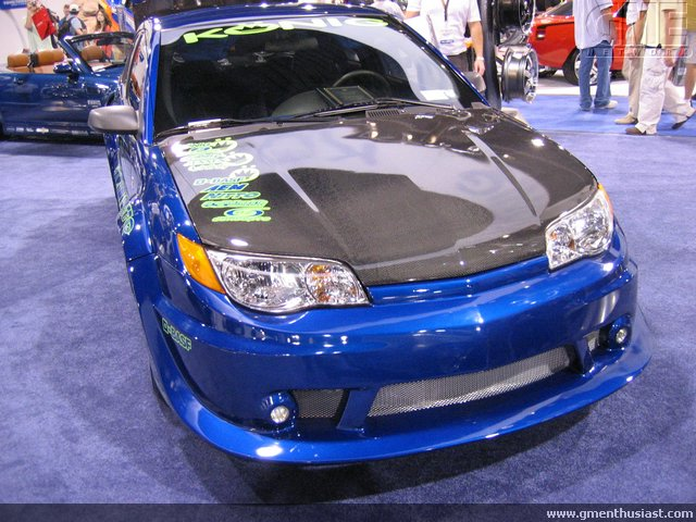 Ive Never Seen This Kit Before Saturn Ion Redline Forums