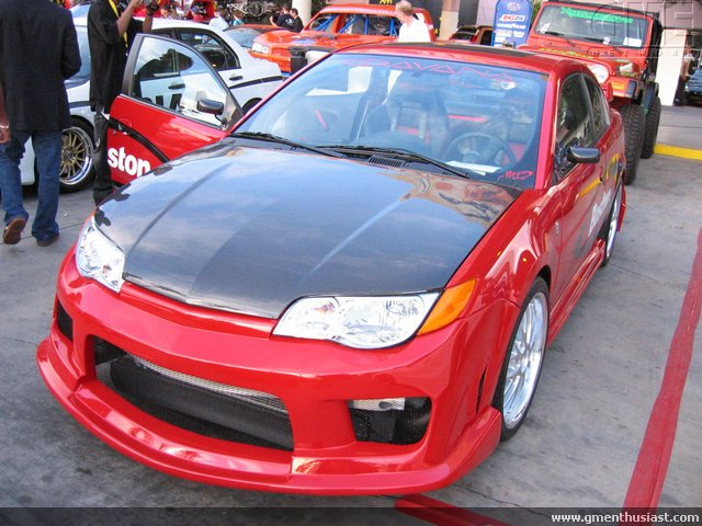 Saturn Ion Redline Forums View Single Post Sema Ion Red Line